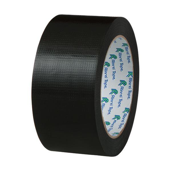 (まとめ) リンレイ PEワリフカラーテープ 50mm×25m 黒 674クロ 1巻 【×30セット】