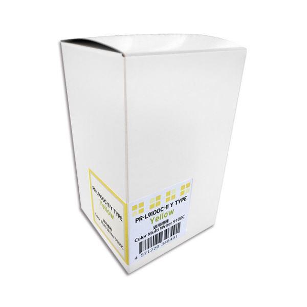 激安通販販売 汎用トナー スーパーセールでポイント最大44倍 まとめ トナーカートリッジPR-L9100C-11 イエロー 汎用品 激安☆超特価 1個 ×3セット