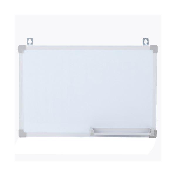 (まとめ) TANOSEE 壁掛けホーローホワイトボード 450×300mm 1枚 【×5セット】