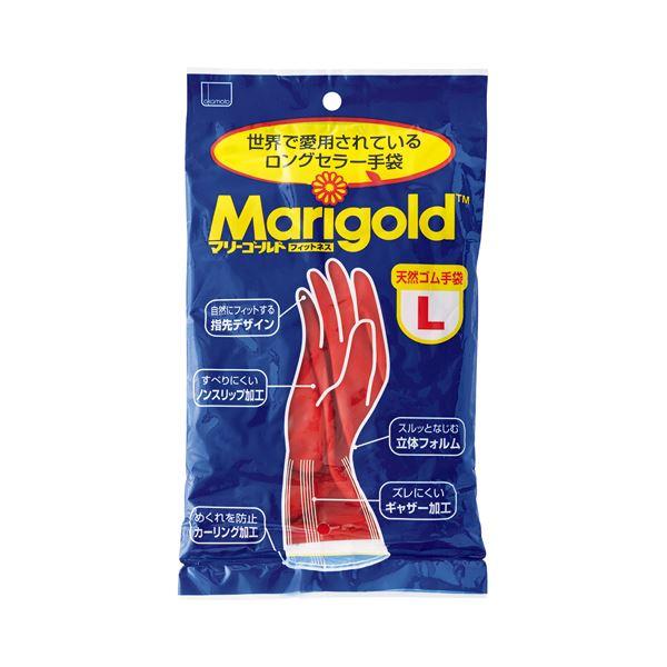 (まとめ) オカモト マリーゴールド フィットネス Lサイズ GM3001-L 1双 【×30セット】