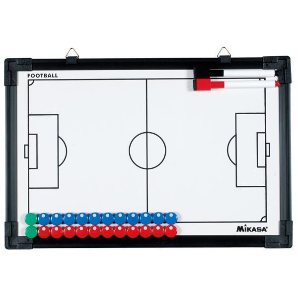 【スーパーセールでポイント最大44倍】MIKASA(ミカサ)アクセサリー サッカー作戦盤 【SBF】