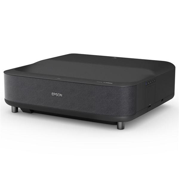 専門店 エプソン ホームプロジェクター dreamio 3600lm FullHD 超短焦点 レーザー光源 Android 卓抜 高音質スピーカー EH-LS300B ブラック TV機能