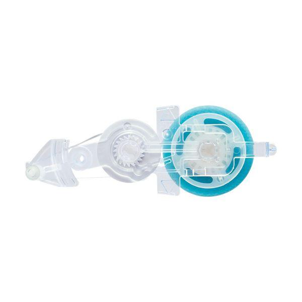 (まとめ) コクヨ テープのりドットライナーコンパクト しっかり貼るタイプ つめ替え用 8.4mm×11m タ-D4500-08 1個 【×50セット】
