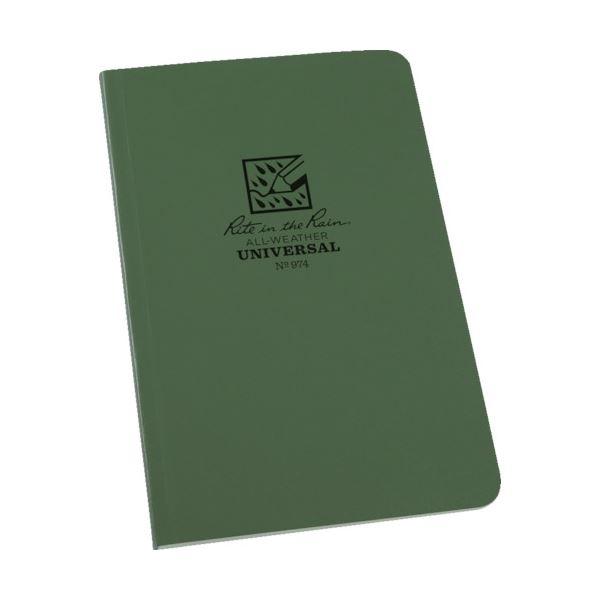 (まとめ) ライトインザレイン ソフトカバーブック横開きタイプ ユニバーサル 974 1冊 【×5セット】
