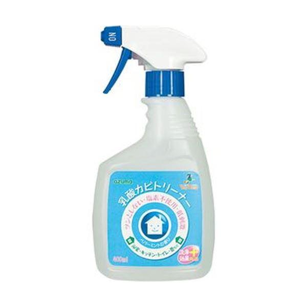 (まとめ)アズマ工業乳酸カビトリーナー洗浄効果プラス 400ml 1本【×10セット】