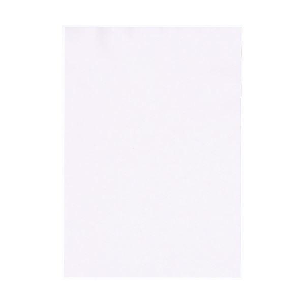 (まとめ)北越コーポレーション 紀州の色上質A4T目 薄口 ラベンダー 1箱(4000枚:500枚×8冊)【×3セット】