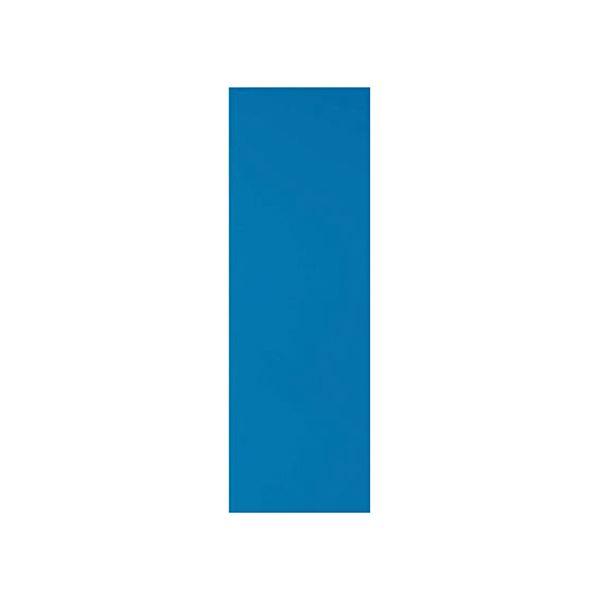(まとめ) TRUSCOマグネットシート艶有100×300mm 青 MS-A1-B 1枚 【×50セット】