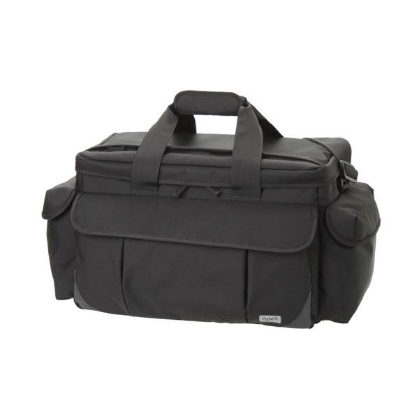 エツミ カメラバッグ アペックスシューティングプロ4D 23L ブラック VE-3470