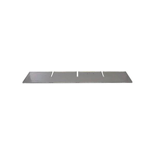 (まとめ) TRUSCO A4深型用縦仕切り板TA4-L80 1枚 【×50セット】