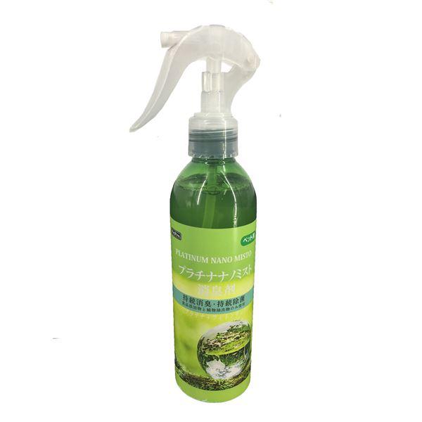 (まとめ)ペットプロプラチナナノミスト消臭剤 250ml(ペット用品)【×24セット】
