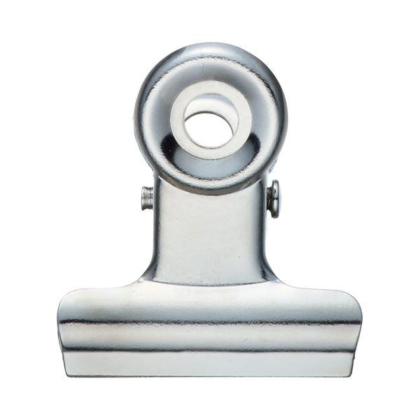 (まとめ) TANOSEE 目玉クリップ 豆 口幅20mm 1セット(100個:10個×10箱) 【×10セット】