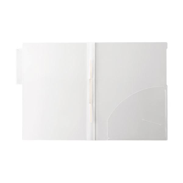 (まとめ)ハピラ カルテホルダー ファスナー付ダブル A4タテ KHTF50 1パック(50枚)【×3セット】