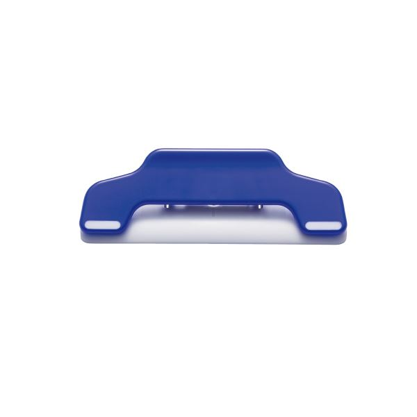 (まとめ)プラス マグネットクリップワイドCP-123MW ブルー【×50セット】