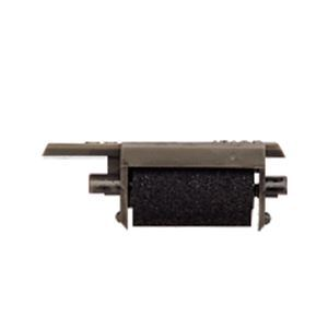 (まとめ) カシオ 電子レジスター用 インクローラー黒 IR-40 1個 【×30セット】