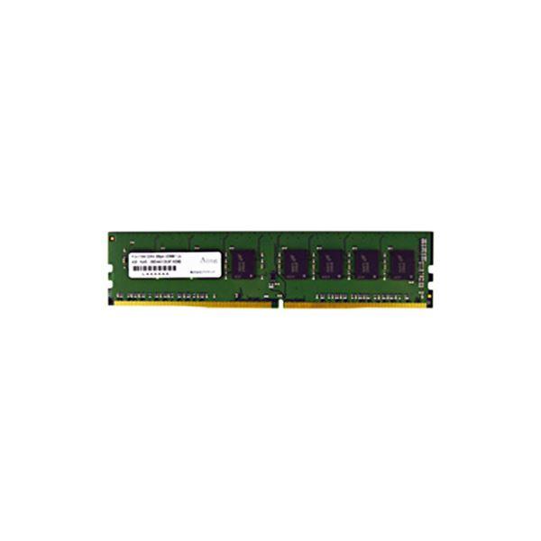 アドテック DDR4 2400MHzPC4-2400 288pin UDIMM 8GB 省電力 ADS2400D-H8G 1枚