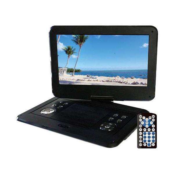 AVOX 13インチポータブルDVDプレーヤー ADP-1320MK