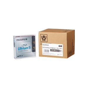 TANOSEE 富士フイルム LTOUltrium5 データカートリッジ 1.5TB/3.0TB 1パック(5巻)