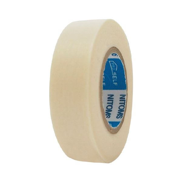 【スーパーセールでポイント最大44倍】(まとめ)ニトムズ 建築塗装マスキングテープS 15mm*18m J8132(×100セット)