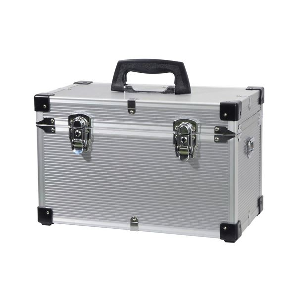 エツミ カメラバッグ ハードケース EボックスM 15L VE-9039