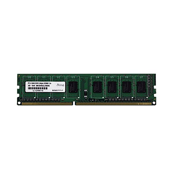 アドテック DDR3 1066MHzPC3-8500 240pin Unbuffered DIMM 2GB×2枚組 ADS8500D-2GW 1箱