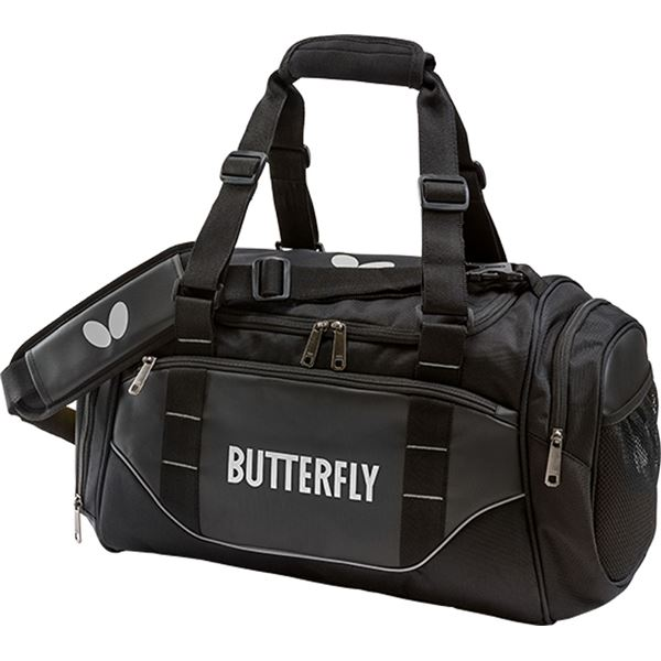 Butterfly(バタフライ) 卓球バッグ・ケース FOLDOA DUFFLE フォルドア・ダッフル シルバー