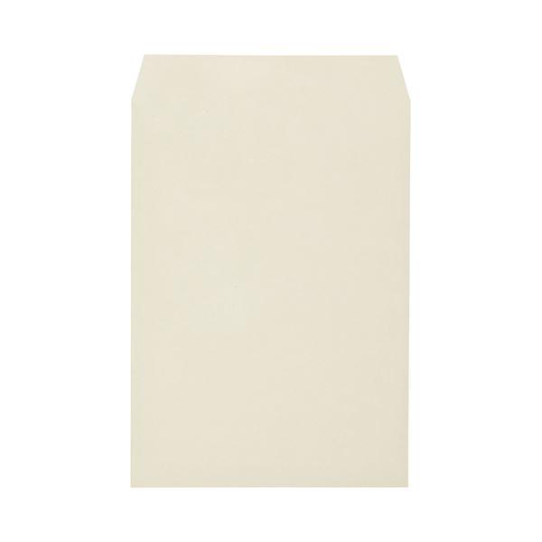 キングコーポレーション ソフトカラー封筒角2 100g/m2 グレー 業務用パック 160204 1箱(500枚)