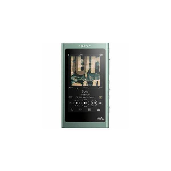 SONY ウォークマンA50シリーズ 16GB ホライズングリーン NW-A55HNGM