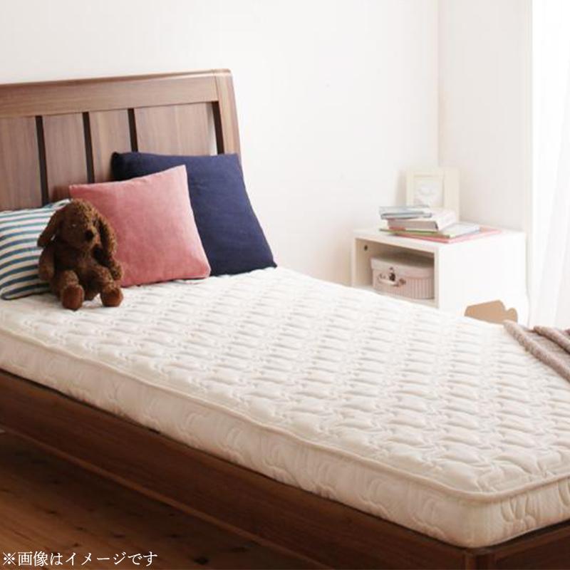 子どもの睡眠環境を考えた 日本製 安眠マットレス 抗菌・薄型・軽量 ジュニア 国産ポケットコイル EVA エヴァ セミシングル レギュラー丈