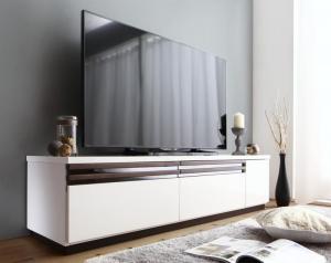 国産完成品デザインテレビボード Willy ウィリー 150cm【代引不可】