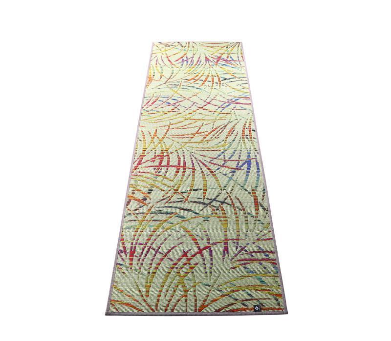 11柄から選べるデザイン国産畳ヨガマット カルム 60×180cm【代引不可】
