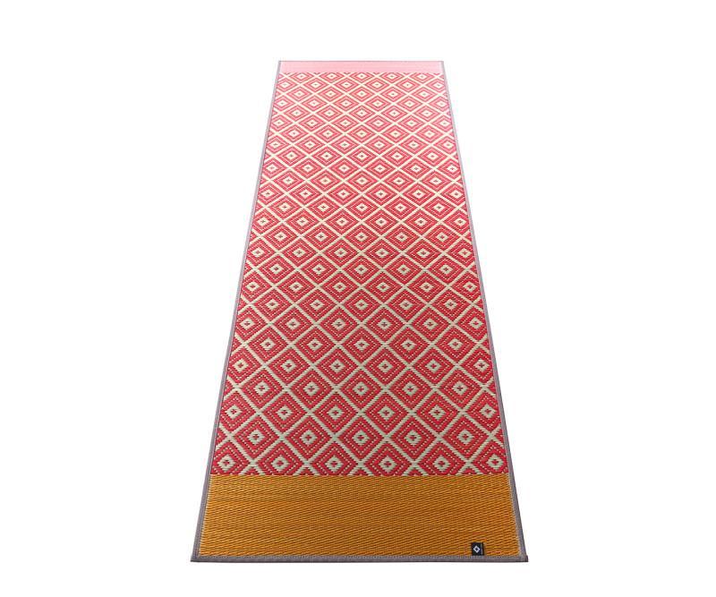 11柄から選べるデザイン国産畳ヨガマット ラティス 60×180cm【代引不可】