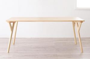 北欧デザインワイドダイニング OLELO オレロ ダイニングテーブル W170【代引不可】