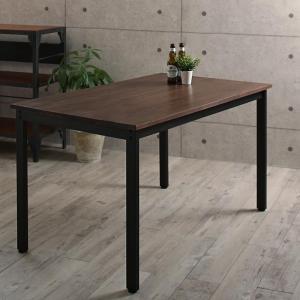 天然木パイン無垢材ヴィンテージデザインダイニング Wirk ウィルク ダイニングテーブル W120【代引不可】