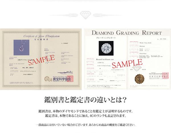 Dカラー・VVS2・EX Pt0.3ct ダイヤリング サイドダイヤモンド (鑑定書付き) 16号