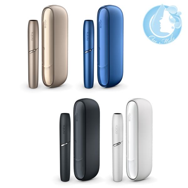 【あす楽】【新品・正規品・製品登録可】アイコス最新モデル IQOS 3 アイコス3 本体 キット 4色からお選びいただけます【ブリリアントゴールド・ステラーブルー・ベルベットグレー・ウォームホワイト】 電子タバコ 加熱式タバコ【送料無料】(宅配便 YZT-001 YMT) phb