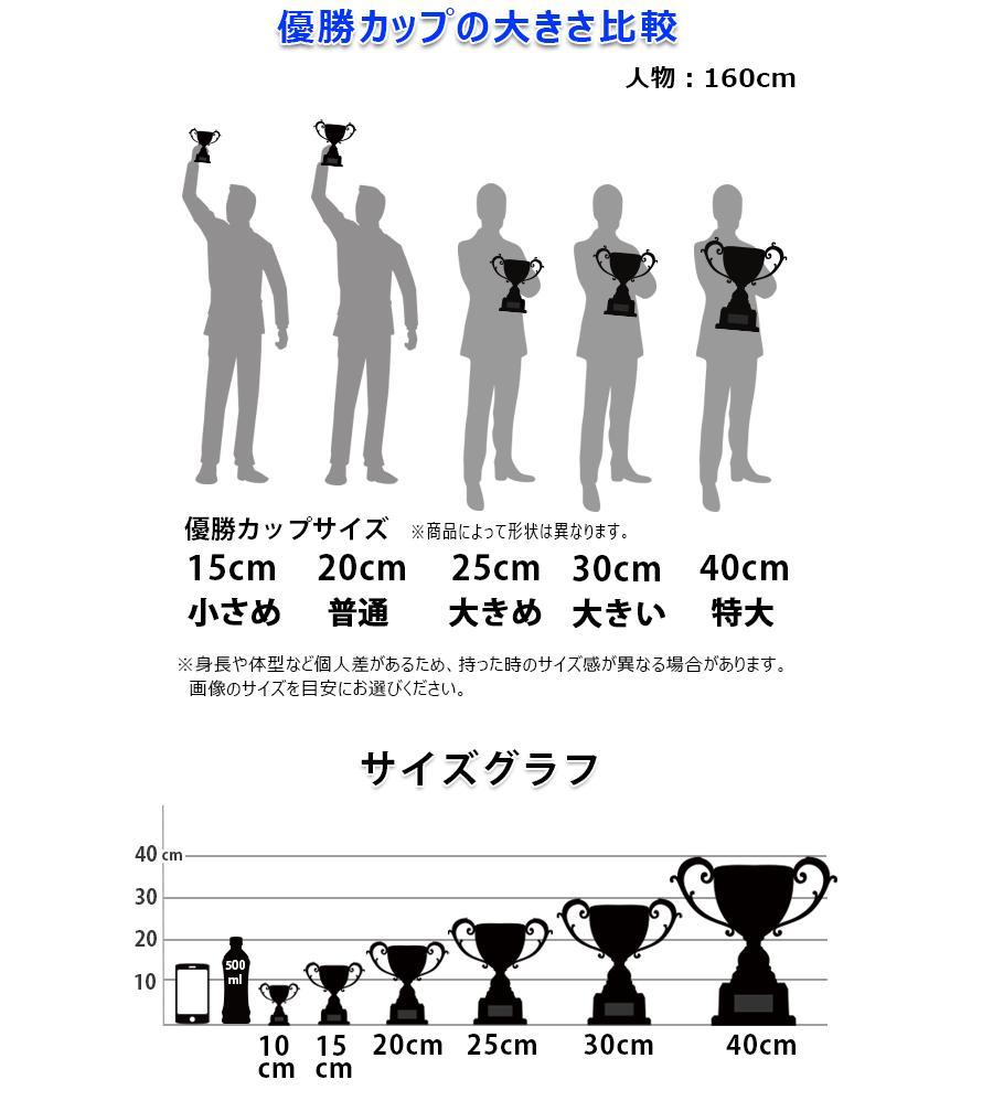 優勝カップ シルバー 金属製 23cm 4サイズ 紅白リボン付 名入れ 持ち回り レプリカ ゴルフ 野球 サッカー 表彰 賞品kZuXOiP