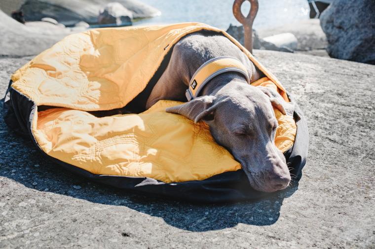 Finnish Dog Brand Sleeping Bag Small Size 50cm In Diameter Use