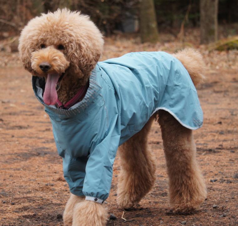 【Hurtta】【フルッタ】・ドッグレインコート 「Rain Blocker レインブロッカー」大型犬用