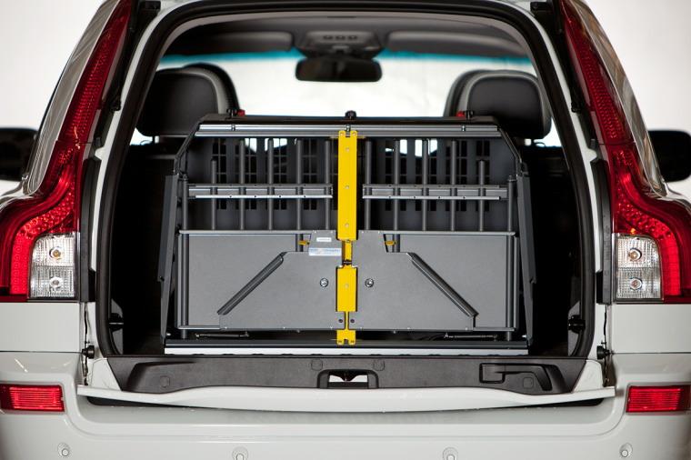 【送料無料】スウェーデン・MIM SAFEの安全性が高いドッグケージ【Vario Cage ダブルサイズ・L】