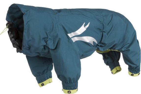 【Hurtta】【フルッタ】・ドッグレインコート 「Hurtta Slush Combat suit スラッシュコンバットスーツ」小型犬用