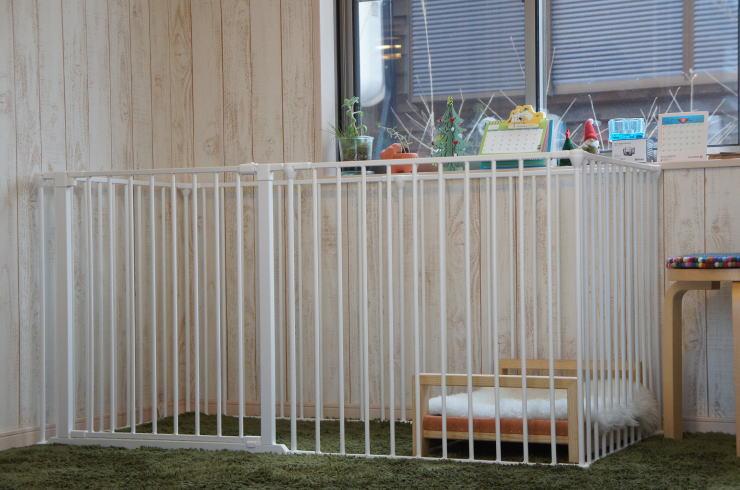 北欧デザインドッグケージ[Scandinavian Dog Cage]