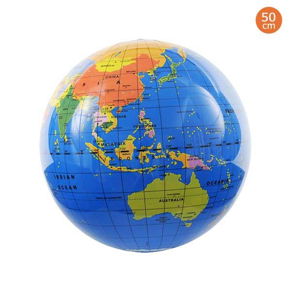 ビーチボール地球儀 30cm 知育玩具 教育玩具 海水浴グッズ アウトドアグッズ おもちゃ お気に入り 2020秋冬新作