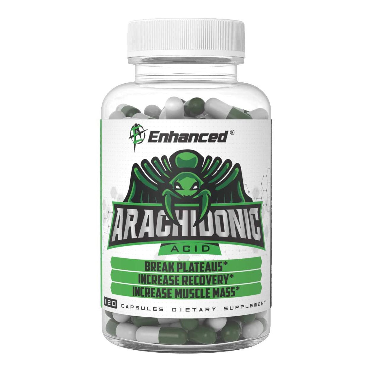 Enhanced Athlete Arachidonic Capsules 120 Acid お気に入り いつでも送料無料