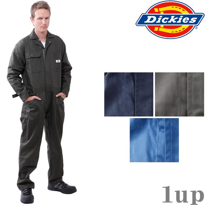 ディッキーズ つなぎ 1002 長袖 ツヅキ服 4L-5L (Dickies ツナギ カバーオール 年間)