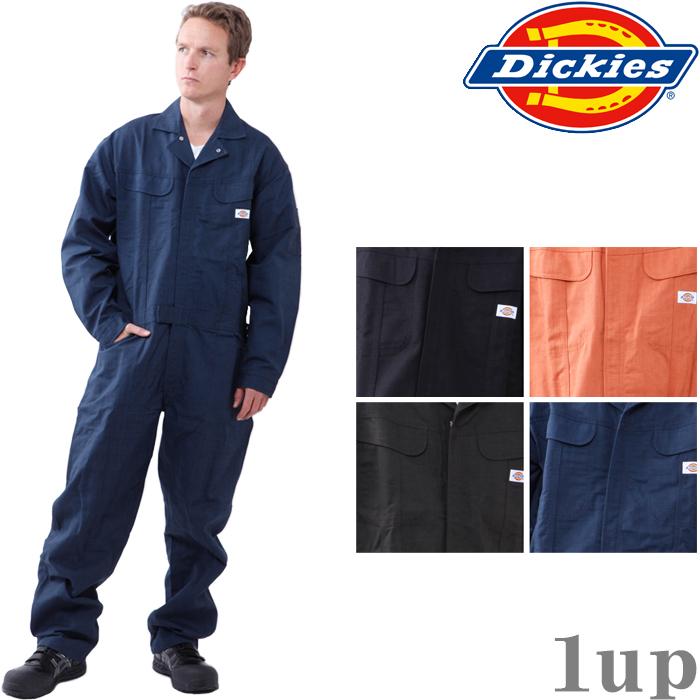 ディッキーズ つなぎ 1101 長袖 ツヅキ服 4L-5L (Dickies ツナギ カバーオール 年間)