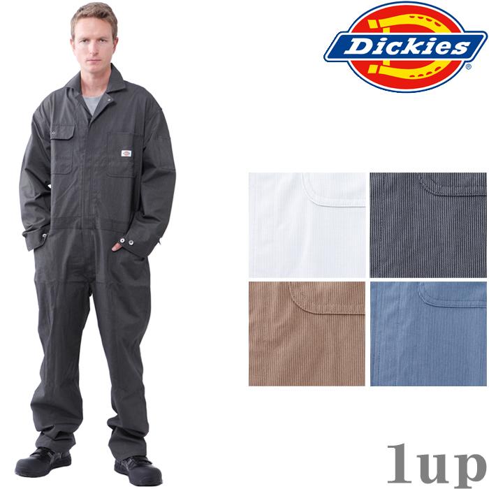 ディッキーズ つなぎ 703 長袖 ツヅキ服 4L-5L (Dickies ツナギ カバーオール 年間)