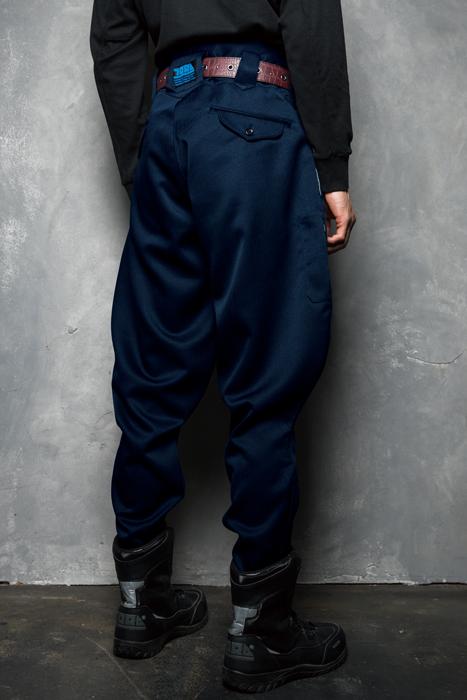 寅壱 ブルーラベル 作業服 作業着 3920-407 乗馬ズボン 76cm-85cm (鳶衣料 年間)