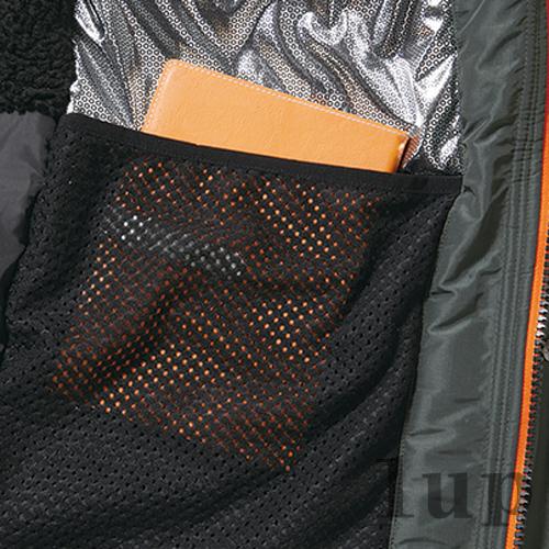 M-LL 2585-154 (防寒服) 防寒ジャケット 作業服 寅壱 防寒着