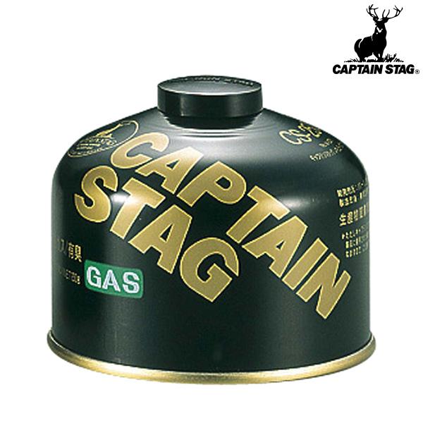 キャプテンスタッグ M8251 レギュラーガスカートリッジ CS-250
