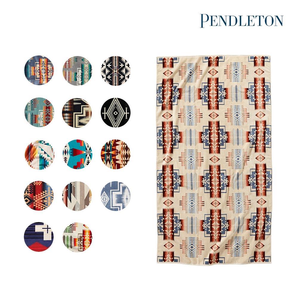 正規販売店 大規模セール ペンドルトン PENDLETON Oversize Jacquard Towels XB233